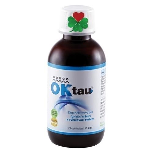 OK TAU plus 115 ml - močové cesty, prostata, ledviny, gynekologické potíže,
