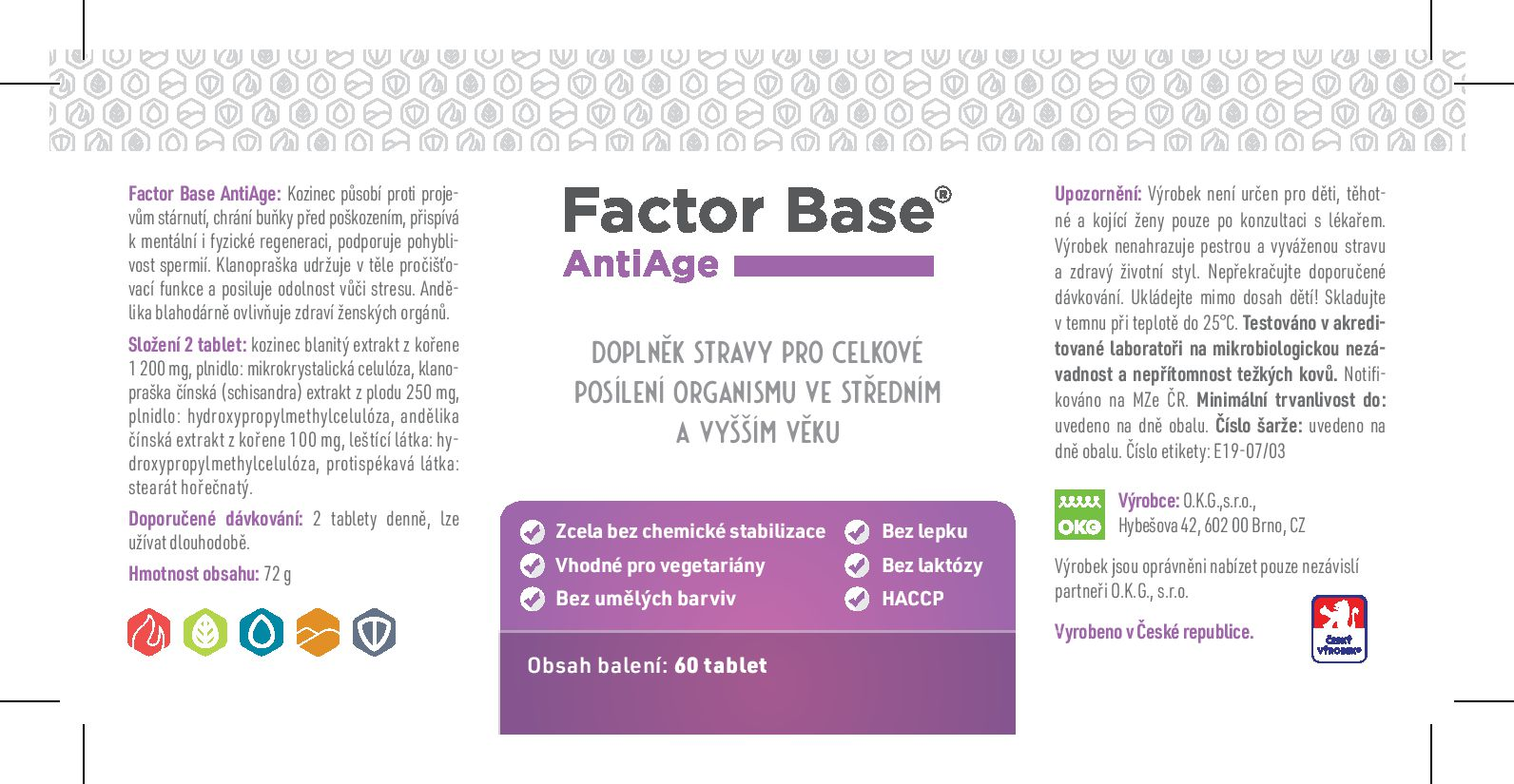 factor Base Antiage